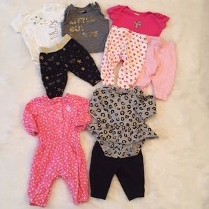 Newborn Baby Girl Bundle